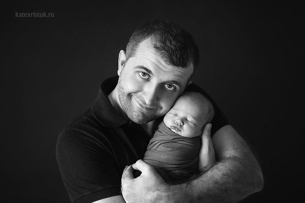 Фотосессия новорожденного в Москве недорого
